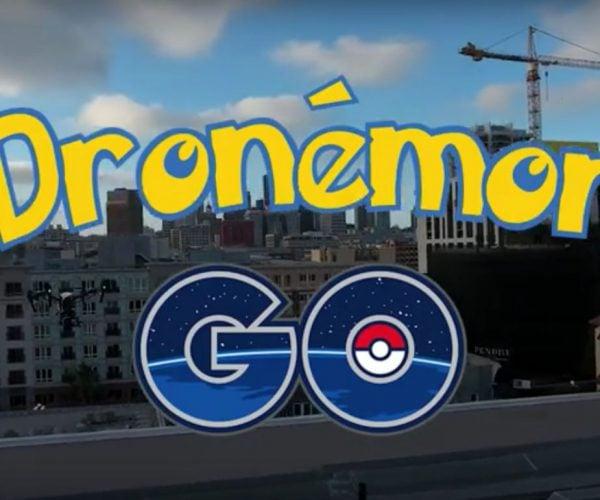 Pokémon GO Takes to The Skies