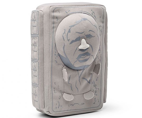Han Solo Frozen in Carbonite Plush: Han Softo