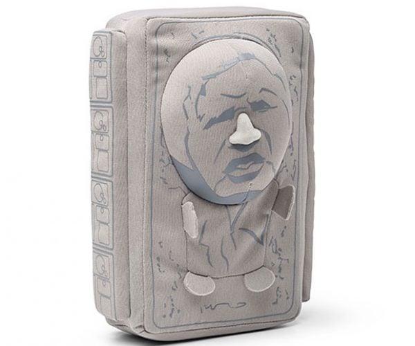 Han Solo Frozen in Carbonite Plush: Han Softo
