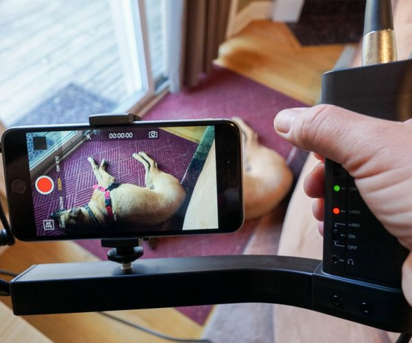 Review: iKlip A/V Smartphone Pro Camera Rig