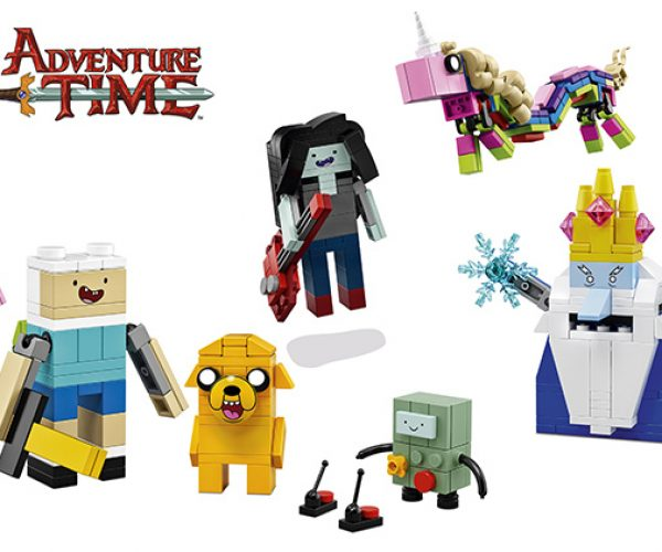 Official LEGO Adventure Time Set is Mathematical
