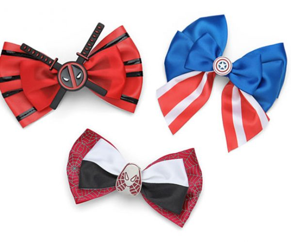 These Hair Bows are Marvelous for Superhairos
