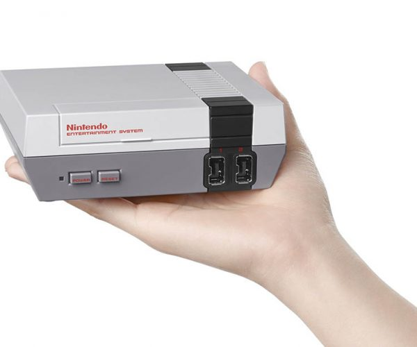 Nintendo Is Launching a Miniature NES This Holiday Season