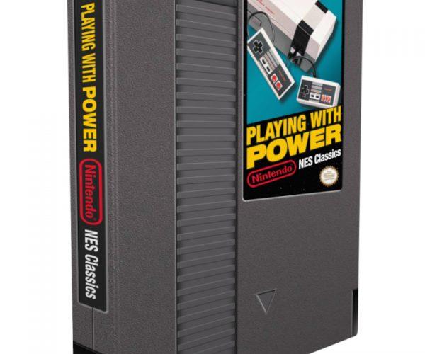 New Nintendo Book Looks Like a Giant NES Game Cartridge
