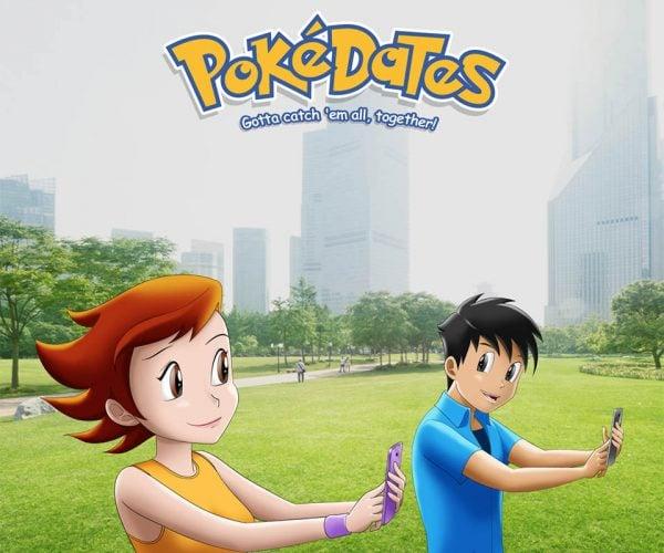 Pokédates Pokémon Go Dating App: Gotta Match 'em All