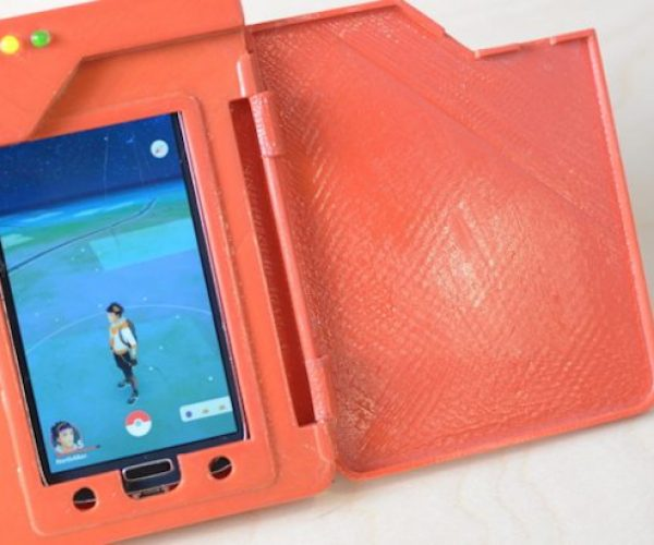 Play Pokemon GO Even Longer with This Pokédex Phone Battery Case