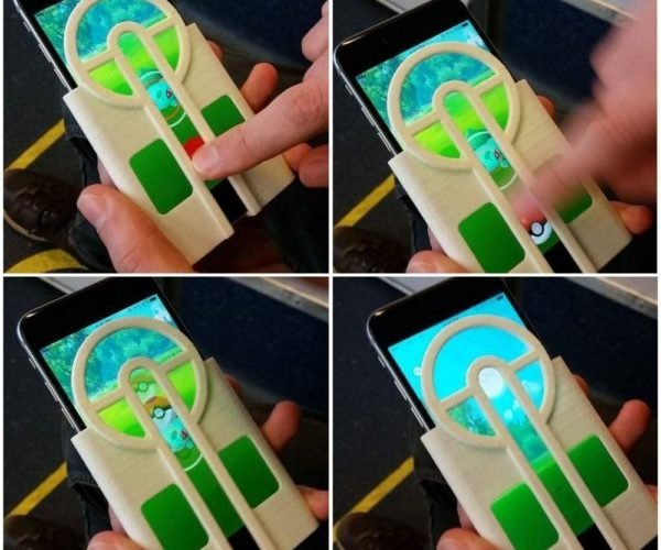 Use This iPhone Case for Perfect Pokéball Throws