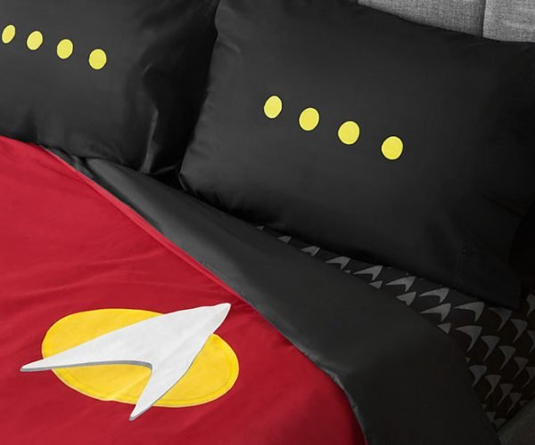 Star Trek TNG Bedding Makes it So (Comfortable)