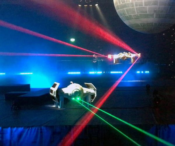 Official Star Wars Drones Can Do Aerial Stunts and Shoot Lasers