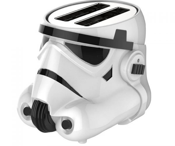Stormtrooper Helmet Toaster And Waffle Maker: TK-42-WANT