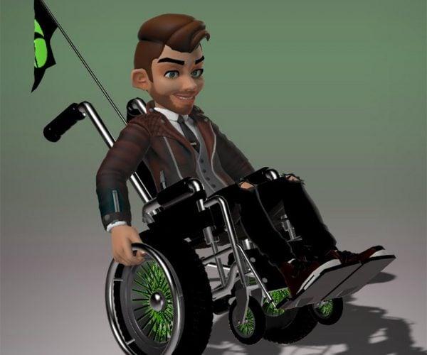 Microsoft Is Adding a Wheelchair Option to Xbox Avatars