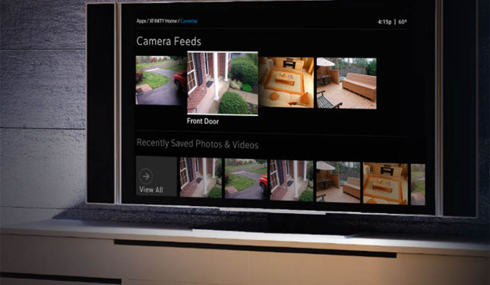 Xfinity Home Wireless Sensors, Xfinity, Circuit And Schematic Wiring ...