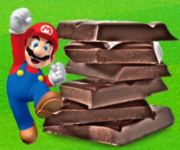 Yogurtland Gets Mario-Themed Flavors
