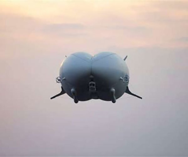 Airlander 10 Takes Flight: I Like Big Blimps and I Cannot Lie
