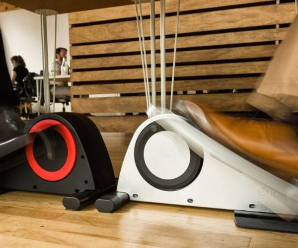 Cubii Sits Under Your Desk, Lets You Exercise at Work