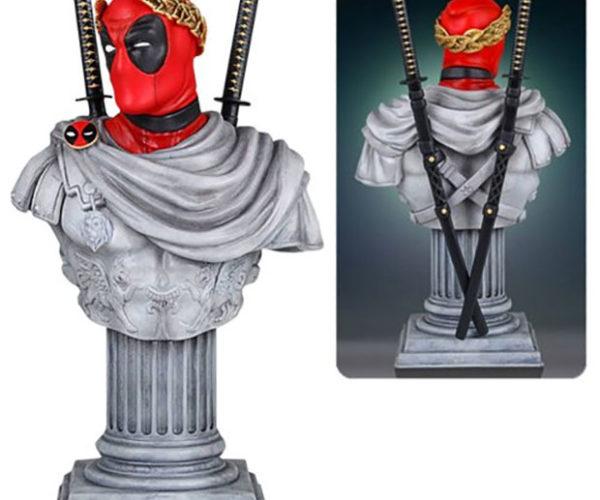 Deadpool Caesar Bust: Et Tu, Gravimetric Anomaly?