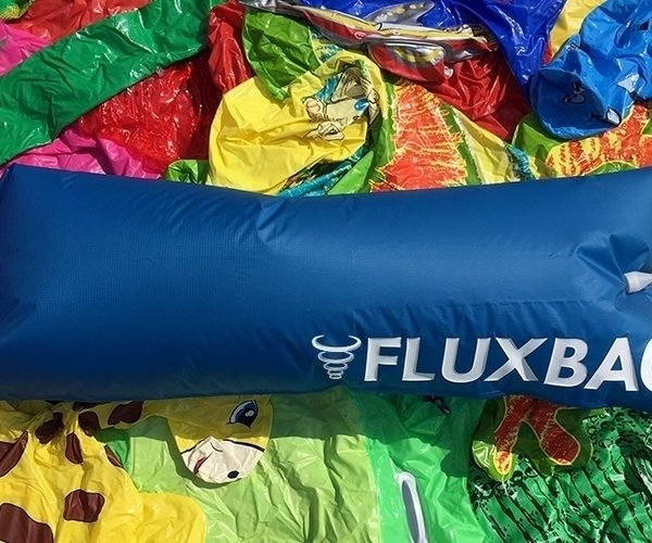 Fluxbag Will Blow up your Inflatable Gear Fast