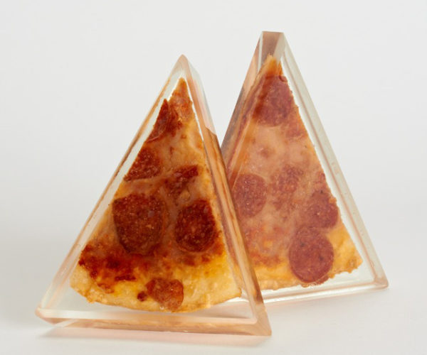 Forever Pizza: Pizza Preserved