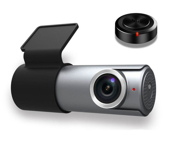 Relive Your Worst Driving Moments with the Goluk T1 Mini Car Dash Cam