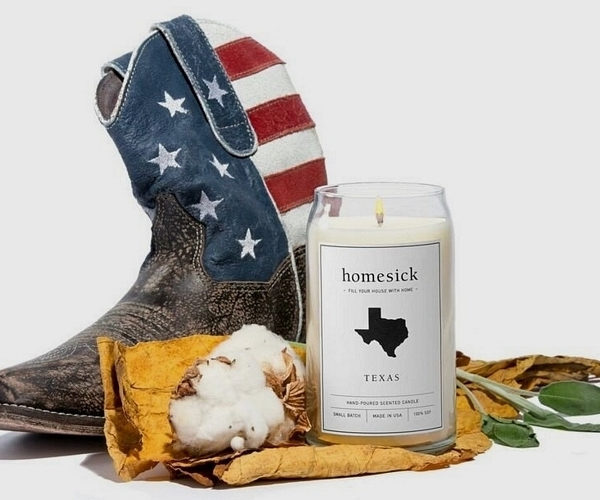 Homesick Candles Let You Relive Your Home State's Smell