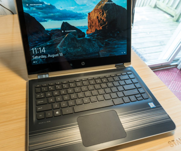Hands On: HP Pavilion x360 Convertible m3-u003dx