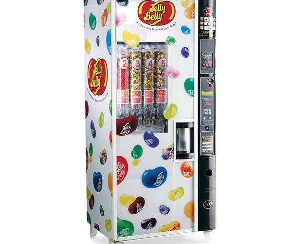 Own Your Own Private Jelly Belly Vending Machine for $10,000