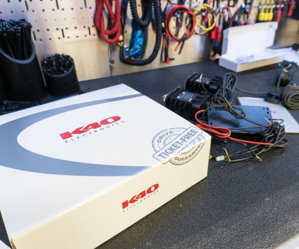 Review & Install: K40 RL360i Radar Detector & Optix Laser Defusers