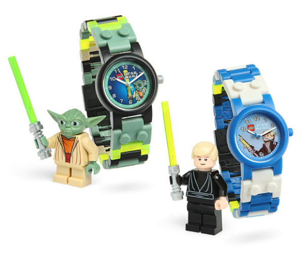 LEGO Star Wars Watches: May the Time Be with You, Always