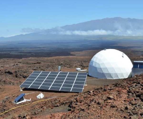 Mars Simulation Ends After Participants Spend a Year in a Dome