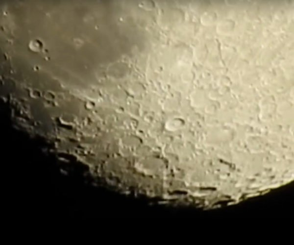 $500 Nikon Coolpix Captures 83X Optical Zoom of the Moon
