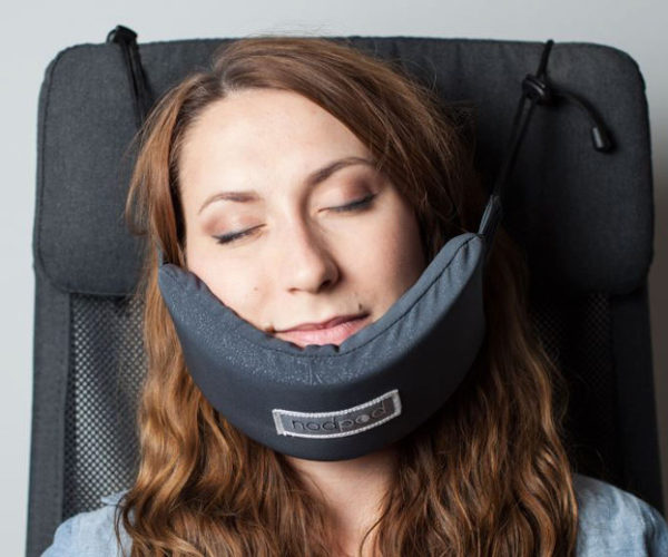 The NodPod, a Hammock for Your Head