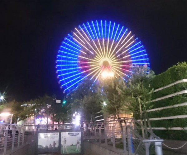 Pikachu Face Graces Giant Ferris Wheel in Japan: Acrophobia, I Choose You!