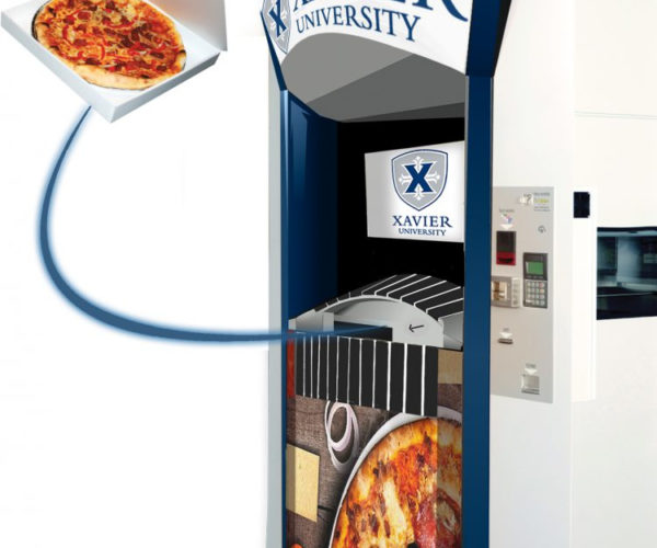 Making America Great Again: The First Pizza ATM in North America
