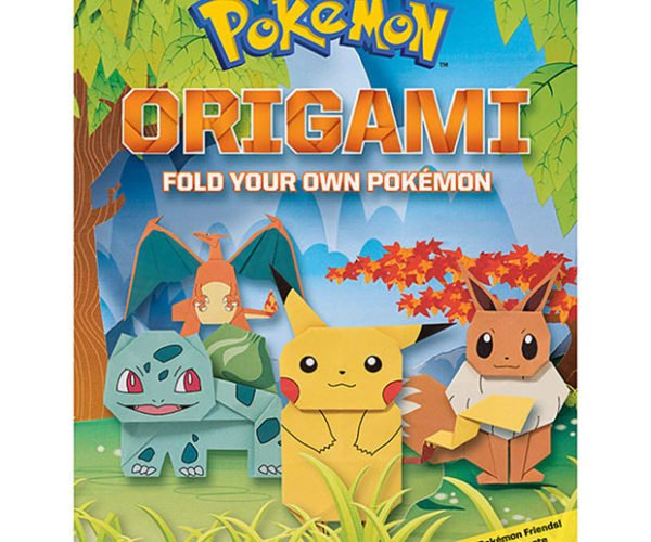 Pokémon Origami Book: Gotta Fold 'Em All