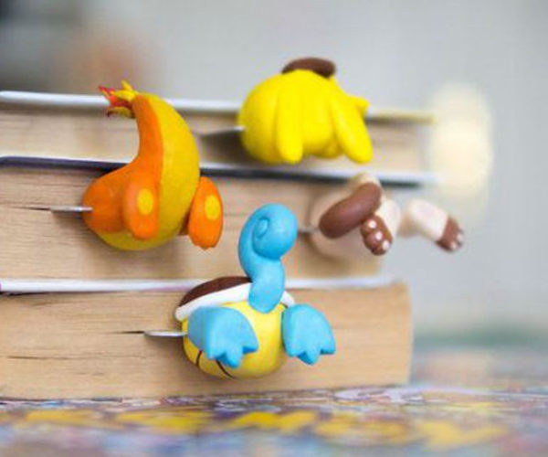 Pokémon Butt Bookmarks: Gotta Spank 'Em All
