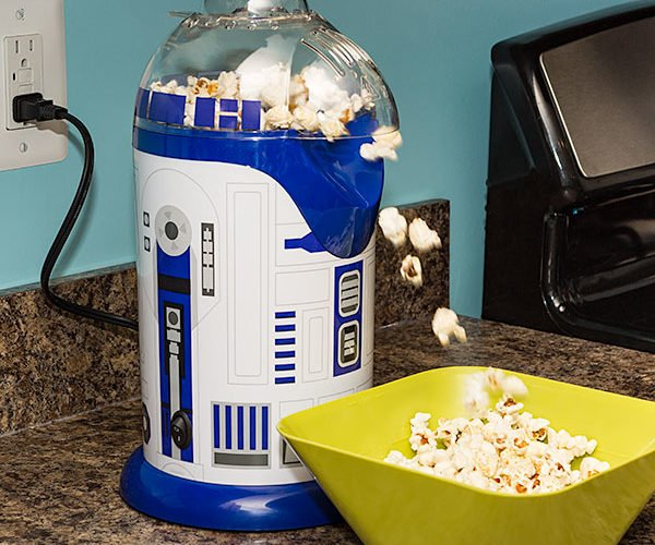 R2-D2 Popcorn Maker: R2-Eat2