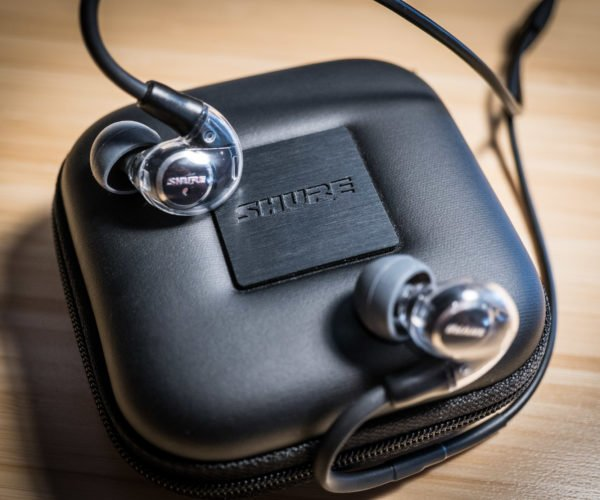 Shure KSE1500 Review: Electrostatic Earphones Produce Simply Stunning In-Ear Audio