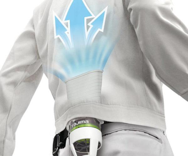 Tajima Seiryo Jacket Cooling System: Chillicoat