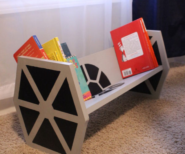 TIE Fighter Bookshelf: The Empire Strikes Book