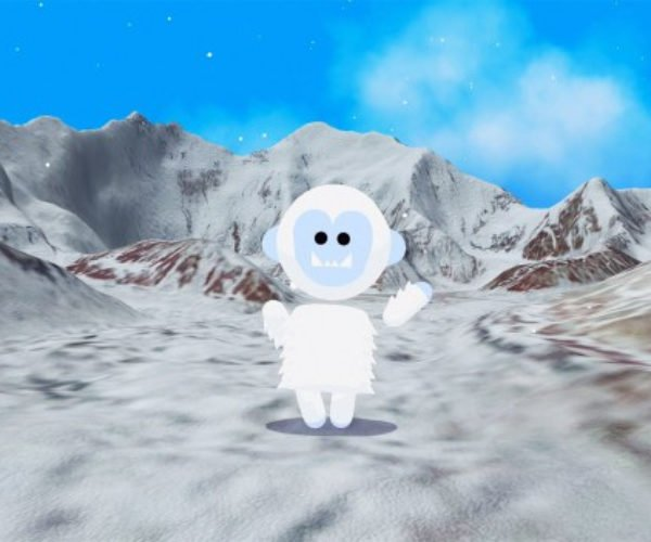 Explore the Himalayas as a Yeti in Google's New Maps App