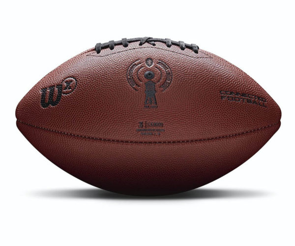 Wilson's New Smart Football Will Help You up Your Game