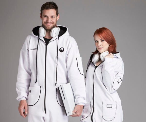 The Official Xbox Onesie Is a Real Thing