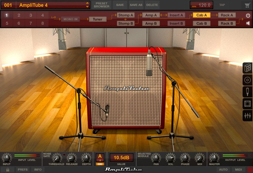 irig hd 2 musical instrument interface ready to rock. Black Bedroom Furniture Sets. Home Design Ideas