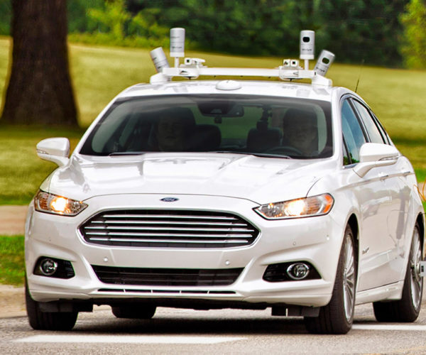 Ford's Autonomous Vehicle Plan Puts Driverless Cars on Roads by 2021