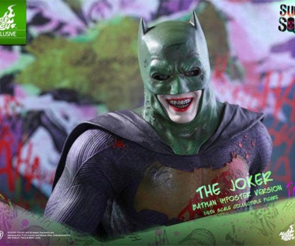 Batman Imposter Suicide Squad Joker Variant Figure: Jokerman