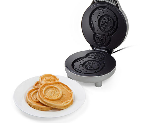 Star Wars BB-8 Waffle Maker: The Forks Awaken