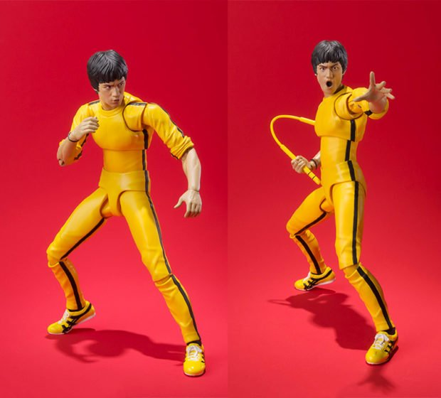 My Bruce Lee Action Figure Could Beat up Your Chuck Norris Action Figure