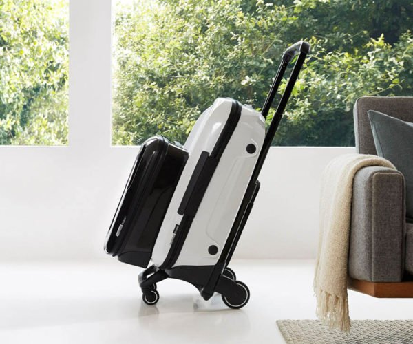 Bugaboo Boxer Modular Suitcases Makes Travel Easier