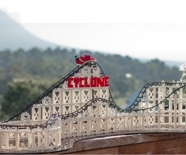 Cyclone Kit Lets You Build a Roller Coaster on Your Desk