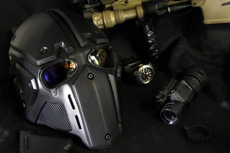 2016 Bronco Price >> Devtac Ronin Bulletproof Headwear Just Says No to Headshots - Technabob